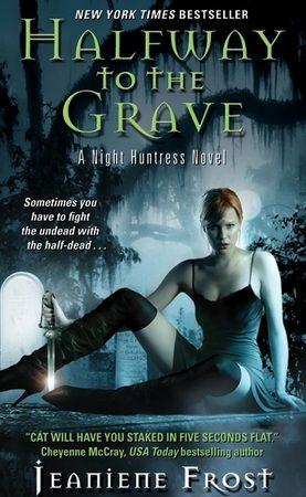 Jeaniene Frost – Night Huntress Series Reading Order