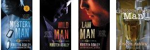 Dream Man Series Reading Order by Kristen Ashley