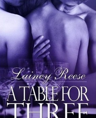 A Table for Three Was Super Hot!