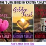 Kristen Ashley – The 'Burg Series New Covers!