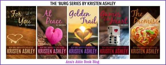 The 'Burg Series by Kristen Ashley-Reviews and order