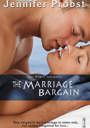 Review of The Marriage Bargain by Jennifer Probst