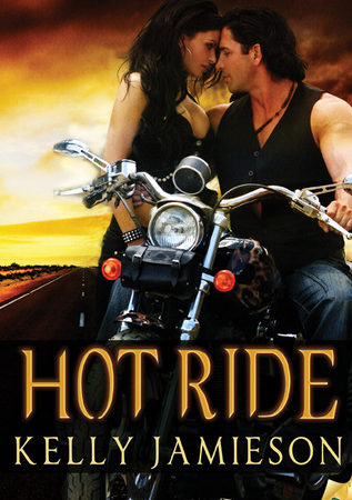 Kelly Jamieson's Hot Ride Excerpt and Giveaway