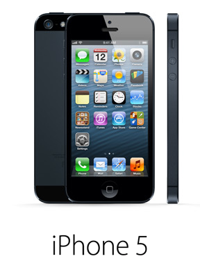 Quickie Review of the New iPhone 5