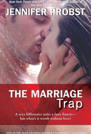 Review: The Marriage Trap by Jennifer Probst