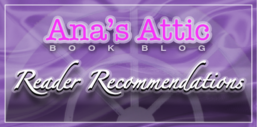 Reader Recommendations 12-4-12