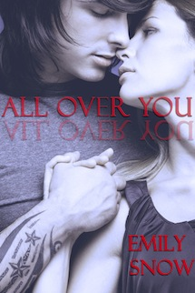 All Over You (Devoured) by Emily Snow Review