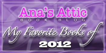 My Favorite Books and Bestsellers of 2012