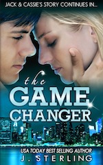 The Game Changer by J. Sterling Cover Reveal