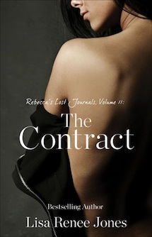 Rebecca's Lost Journals Volume 2: The Contract by Lisa Renee Jones Review