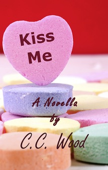 Kiss Me by C.C. Wood Review