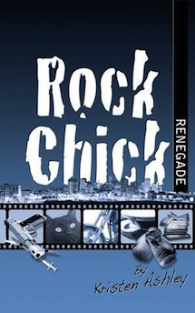 Rock Chick Renegade (Rock Chick 4) by Kristen Ashley Review