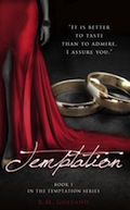 Temptation Series Order by KM Golland