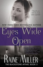 Eyes Wide Open Raine Miller