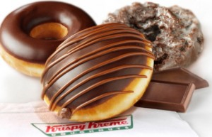 krispy kreme new chocolate
