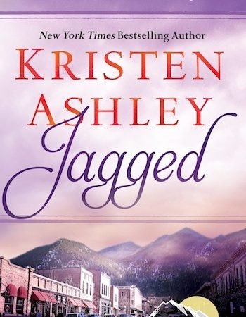 Jagged by Kristen Ashley Cover Reveal