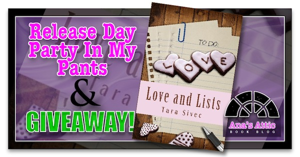 Love and Lists Release Blitz