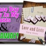 Love and Lists by Tara Sivec Release Party Giveaway!