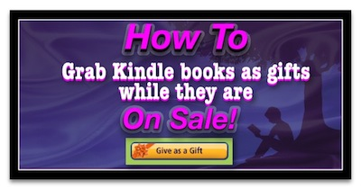 Give Kindle e-books as Gifts (Buy them on sale and gift them later!)