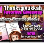 Ana's Thanksgivukkah Holiday Favorites Giveaway- Day 1