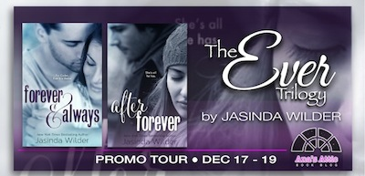 Promo Tour -The Ever Trilogy by Jasinda Wilder with BIG Giveaway!