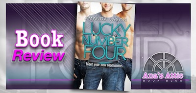Book Review – Lucky Number Four by Amanda Jason