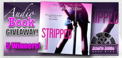 Audiobook Giveaway – Stripped by Jasinda Wilder