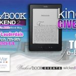 Wicked Book Weekend HUGE KINDLE GIVEAWAY!