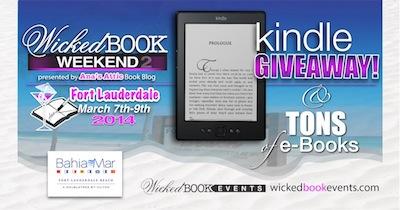 Wicked Book Weekend HUGE KINDLE GIVEAWAY!