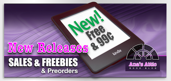 New Book Releases, Kindle Sales and Freebies 2-11-14