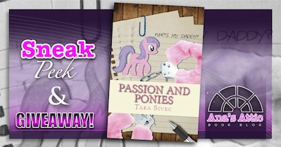 Passion and Ponies by Tara Sivec Sneak Peek and Giveaway