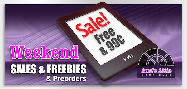 Weekend Kindle 99¢ and FREE books 2-22-14