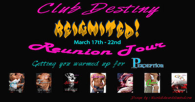 Nicole Edwards Club Destiny Reunion Blog Tour and Giveaway