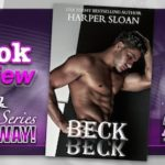 Book Review – Beck by Harper Sloan with signed series giveaway