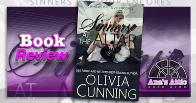 Book Review – Sinners at the Altar by Olivia Cunning