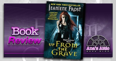 Book Review – Up From The Grave by Jeaniene Frost