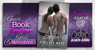 Joanne's Journal – My Skylar by Penelope Ward Review with signed giveaway
