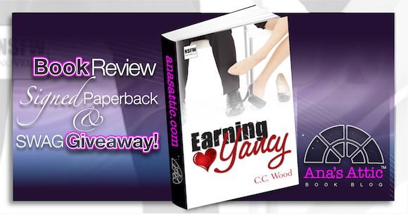 Book Review – Earning Yancy by C.C. Wood with signed giveaway
