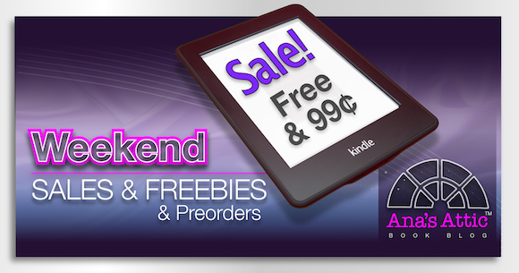 Weekend Kindle 99 cent and FREE 7-26-14