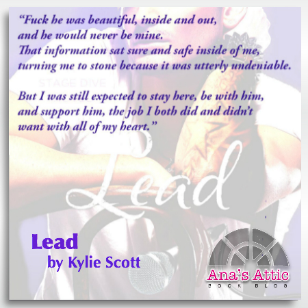 Lead Kylie Scott