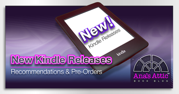 New Kindle Releases 8-19-14