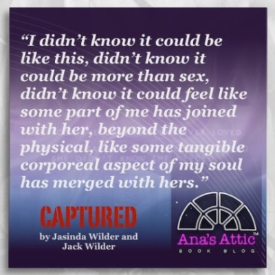 Captured Jasinda Wilder Quote
