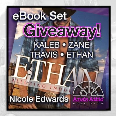 Nicole Edwards Giveaway