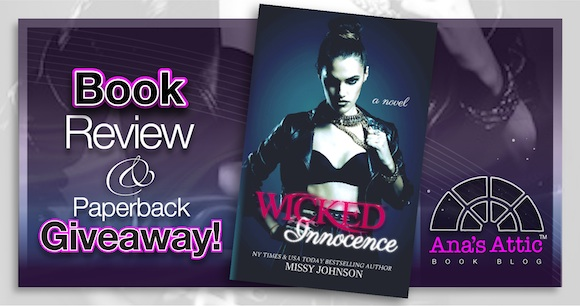 Book Review – Wicked Innocence by Missy Johnson with Paperback Giveaway