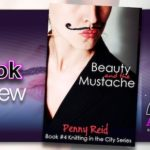 Book Review – Beauty and the Mustache by Penny Reid