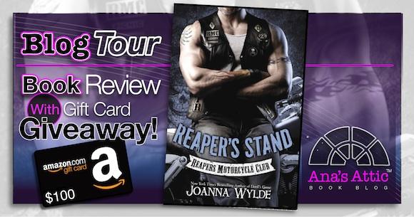 Reaper's Stand Joanna Wylde