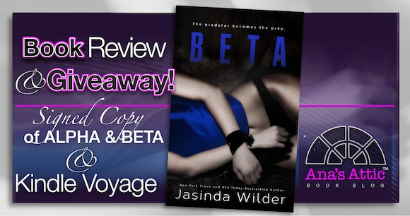 Book Review – Beta by Jasinda Wilder