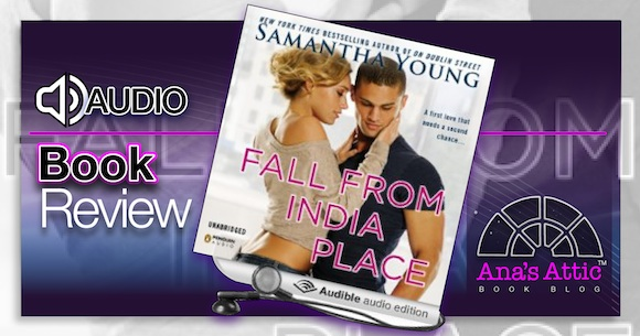 Audiobook Review – Fall From India Place by Samantha Young