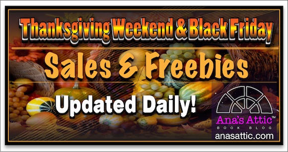 Thanksgiving & Black Friday Book Deals