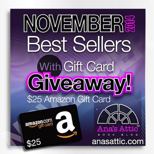 November 2014 Kindle Bestsellers